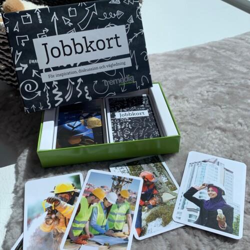 Bild på Jobbkort