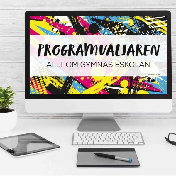 Presentation Programväljaren