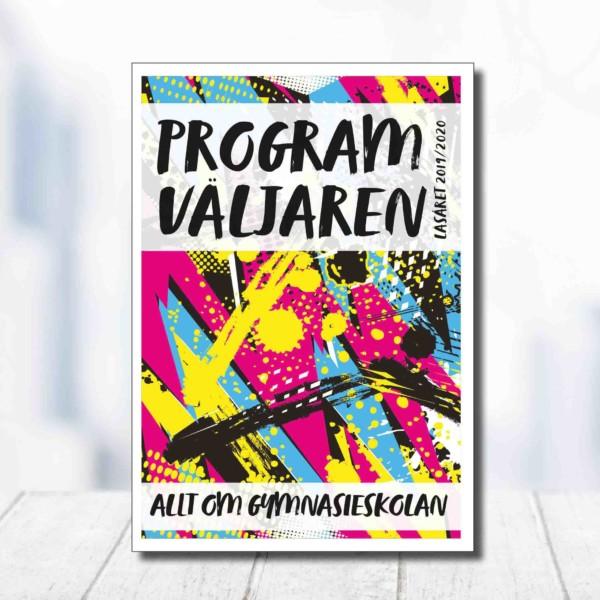 Programväljaren läsåret 2019/2020