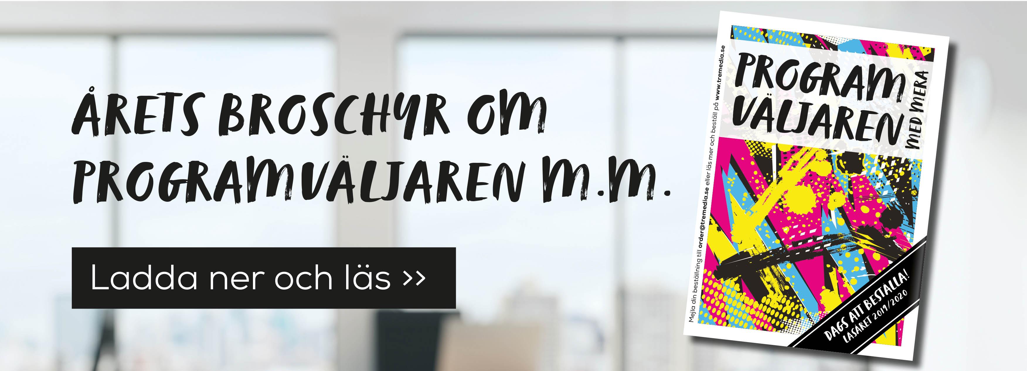 Läs årets Programväljarbroschyr!