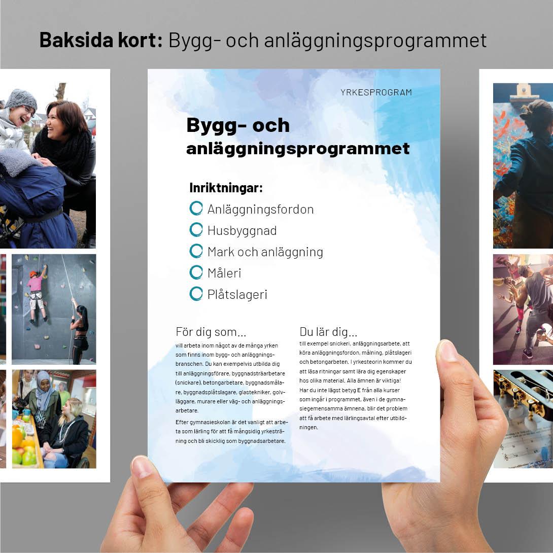 Baksida kort Bygg- och anläggningsprogrammet